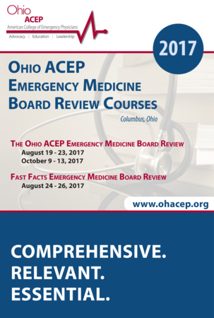 2017 Em Board Review Brochure Cover