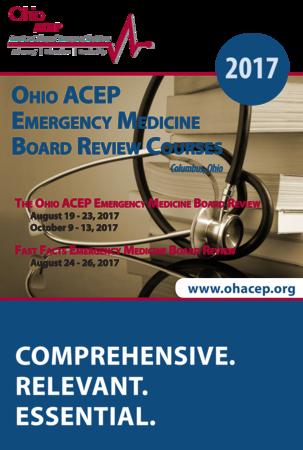 2017 Em Board Review Brochure Cover