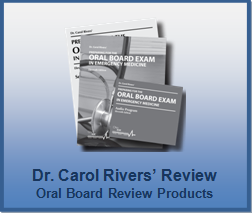 Dr. Carol Rivers' Oral Board Products