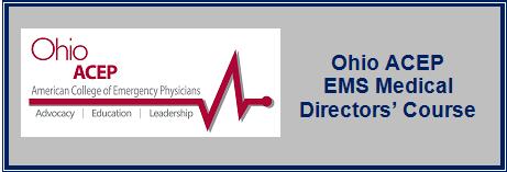 Medical Directors' Course