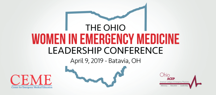 Women in Emergency Medicine Conference Logo