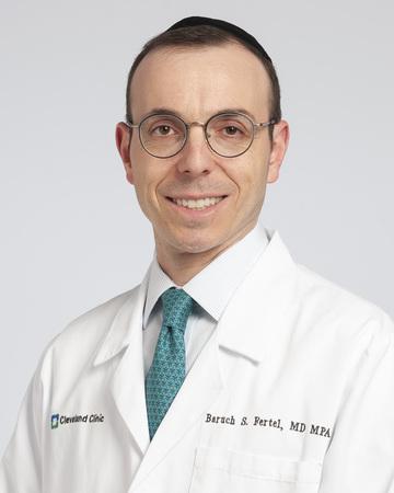 Baruch Fertel, MD, MPA, FACEP