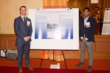 Drs. Aaron Hirsh and Prashanth Swamy