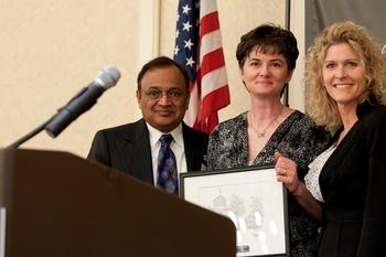 Dr Prall OSMA Award