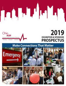 2018 Exhibitor Prospectus Cover