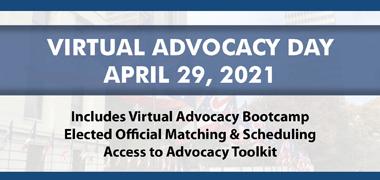 Virtual Advocacy Day